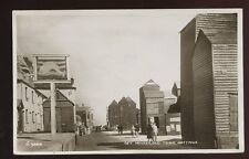 Sussex HASTINGS Old Town Net Houses 1946 RP PPC
