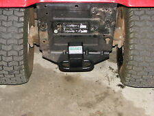 Lawn Tractor & 4 wheeler Hitch Receiver