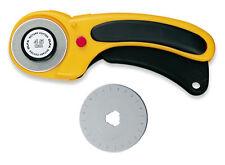 Olfa cortador rotatorio 45mm rty-2 / Dx + Repuesto Reemplazo 45mm Blade-Envío Gratis
