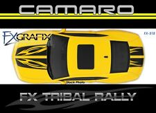 2010 - 2013 Chevrolet Camaro Tribal Rally Racing Custom Stripe Kit #1 Quality