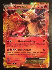 Pokemon!! Glurak EX Generationen 11/83! Holo Rare EX! Near Mint! DE!