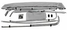 Best Choice Products SKY1161 6' 600d UV Waterproof Top 3 Bow BIMINI Boat Cover W
