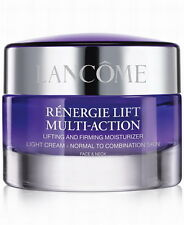Lancome renergie lift lifting and firming moisturizer face and necK light cream