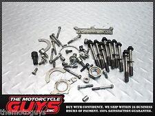 2008 2009 08 09 SUZUKI GSXR600 GSXR750 GSXR 600 750 OEM BOLTS SCREWS HARDWARE