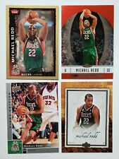 Michael Redd 4Lot NBA Basketball Trading Cards Fleer/Topps/UD/Artifacts