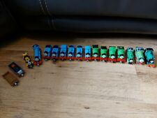 Thomas the tank engine die cast Train Take N Play Trackmaster bundle 16 Trains