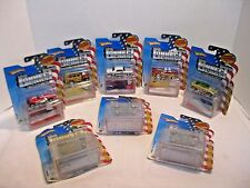 Hot Wheels Mattel Connect States Cars in Display cases Choice of State
