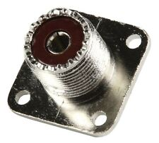 Glaxio PL259 chassis socket