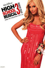 High School Musical 3 Original Ashley Tisdale Poster Print 24x36 NEW 2008