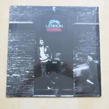 JOHN LENNON rock 'n' Roll UK 1st PRESS VINYL LP 1U/1U Comme neuf Shrink Wrap