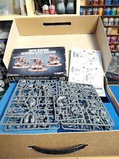 Warhammer 40K Adeptus Mechanicus ejército con KR Multicase kastellans Dominus etc.