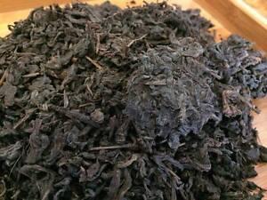 1990's Liu Bao Liu Boa Old Aged (Malaysia Dry Storage) Puerh Pu'erh Tea老六堡-100g