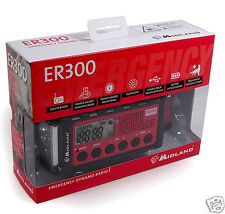 Midland ER300 B Grade multi-function outdoor emergency radio 1-ONLY