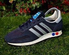 BNWB & Genuine Adidas Originals ® LA Trainer OG Leg Ink Retro Trainers UK Size 5