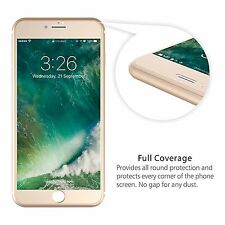 4D Curved Full Tempered Glass Coverage Film Protector For iPhone 6 6s 7 Plus