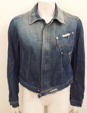giacca giubbotto jeans Engineered Jeans Girls-Medium Levi's taglia M