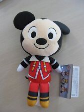 Disney Kingdom Hearts Mickey Mouse Plush 8 Inches Red Outfit Funko