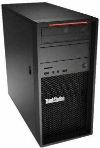 Lenovo ThinkStation P310 Intel Xeon E3-1270v5 16GB RAM 240Gb SSD Win10 Pro