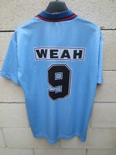 Maillot A.C MILAN 1996 vintage WEAH n°9 away shirt maglia calcio collection M