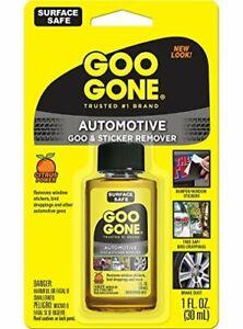 Goo Gone Automotive - Cleans Auto Interiors, Auto Bodies and Rims, Removes Bu...