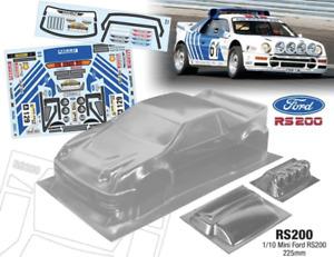 1/10 Mini RS200 225mm