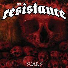 The Resistance - Scars  (Swedish Metal) - CD