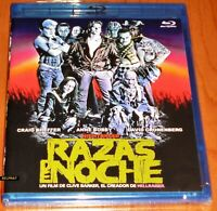 RAZAS DE NOCHE / NIGHTBREED - English Español - Precintada