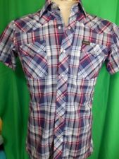 Polycotton Everyday Vintage Casual Shirts for Men
