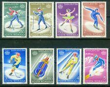 Rumänien 4003 - 4010  , ** , Olympische Spiele 1984