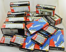 Huge Job Lot 16 Sets Tomy Tomica Hypercity. Track, Pavement, Tunnels, Bridges