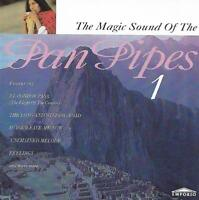 The Magic Sound Of Pan Pipes Vol.1 - Various Artists (2000 CD Album)
