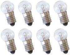 8x SupaLec MES Replacment VITE TORCIA LAMPADINA 2.5 V