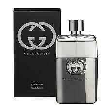 GUCCI GUILTY MEN EDT 90ML - COD + FREE SHIPPING