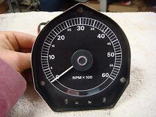 1969 MERCURY COUGAR XR-7 TACHOMETER C9WF-17380-A RPM GAUGE TACH