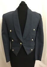 """RAF ROYAL AIR FORCE OFFICERS MESS DRESS JACKET TUNIC - Chest: 36""""  British"""