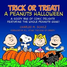 NEW - Trick or Treat: A Peanuts Halloween by Schulz, Charles M.