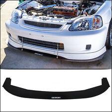 DevSport Front Bumper Chin Lip Splitter Blade (96-00 Honda Civic) EK EJ Diffuser