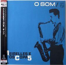 MEIRELLES E OS COPA 5 / O SOM / BRASIL / JAZZ / UNIVERSAL MUSIC JAPAN OBI