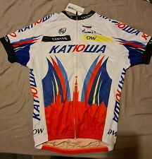 KATIOWA Replica Cycling jersey with bib shorts. Lycra. New with tags.
