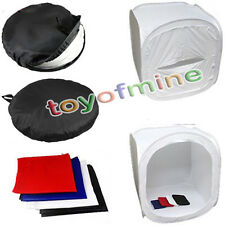 "16"" 40cm Photo Photography Studio Shooting Tent Light Cube Soft Box SoftBox"