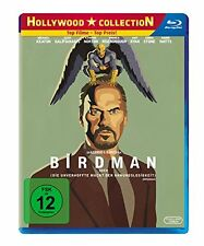 Birdman [Blu-ray](NEU/OVP)Oscar® 2015: Bester Film, Beste Regie, Beste Kamera, B