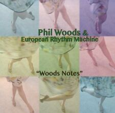 PHIL WOODS-WOODS NOTES-JAPAN CD C65