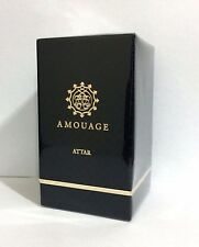 Rare Black Box Amouage Attar ROSE TRO 12 ML, New in box.