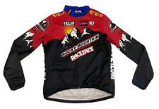 Vintage Rocky Mountain Adidas Race Face Cycling Pearl Izumi Jersey Size L NLV