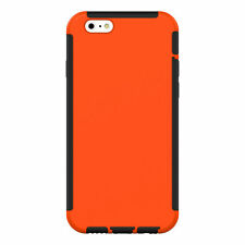 Orange Fitted Cases/Skins for Nokia Mobile Phones