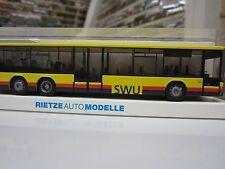 Rietze SWU Stadtwerke Ulm / Neu Ulm  Setra S319 NF neu, siehe 7.Fotos!