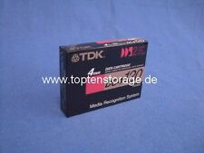 TDK DC4-120 DDS-2 Datenkassette - Data Cartridge 4 GB / 8 GB  *NEW*