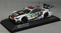 Minichamps BMW M4 Team RBM DTM 2016 Tom Blomqvist 410162431 1/43 NEW Ltd Ed 300