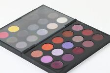 BEAUTIFUL MAC COSMETICS EYE SHADOW x30 SMOKY & MIXED TONES DOUBLE PALETTE !!!