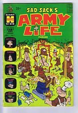 Sad Sack's Army Life Parade #11 Harvey 1966